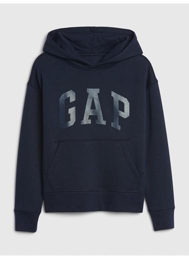 Gap Sweatshirt Lacivert